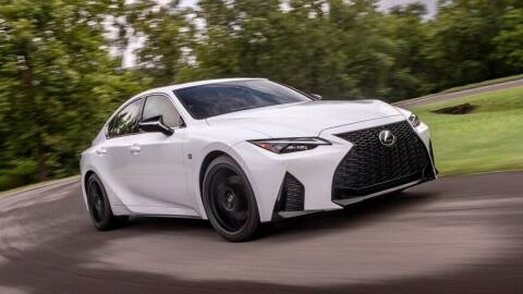 2021 Lexus IS 300 for sale at XS Leasing in Brooklyn NY