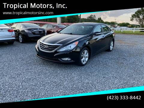2013 Hyundai Sonata for sale at Tropical Motors, Inc. in Riceville TN