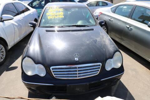 2007 Mercedes-Benz C-Class for sale at Urglavitch Auto Sales of NJ in Trenton NJ