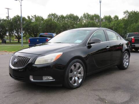 2013 Buick Regal for sale at Low Cost Cars North in Whitehall OH