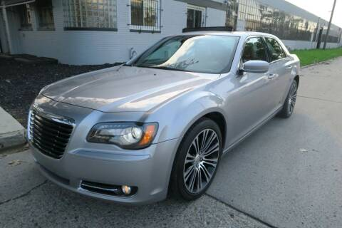 2013 Chrysler 300 for sale at Dymix Used Autos & Luxury Cars Inc in Detroit MI