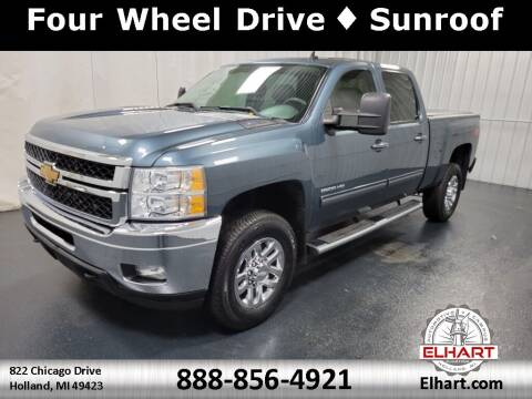 2011 Chevrolet Silverado 2500HD for sale at Elhart Automotive Campus in Holland MI