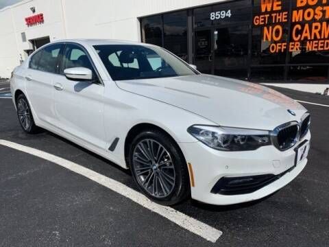 2018 BMW 5 Series for sale at Hi-Lo Auto Sales in Frederick MD