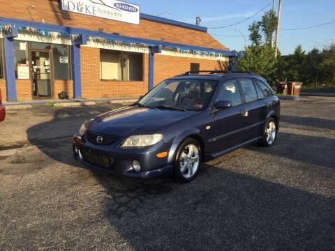 2003 Mazda Protege5 for sale at Duke Automotive Group in Cincinnati OH