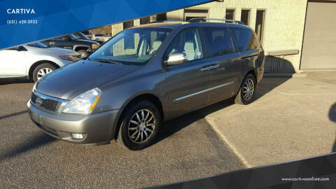 2012 Kia Sedona for sale at CARTIVA in Stillwater MN