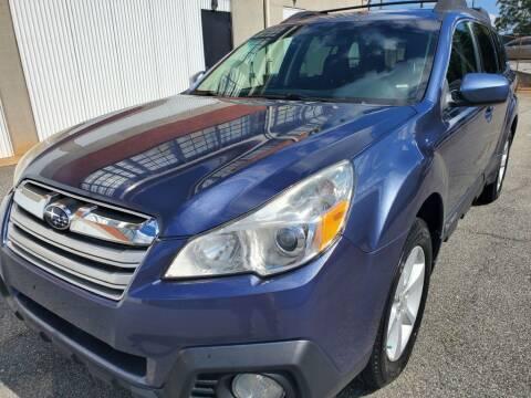 2014 Subaru Outback for sale at Atlanta's Best Auto Brokers in Marietta GA