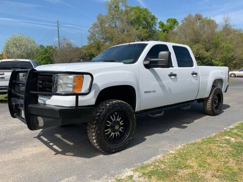 2014 GMC Sierra 2500HD for sale at Gator Truck Center of Ocala in Ocala FL