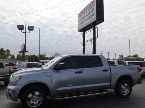 2007 Toyota Tundra for sale at United Auto Sales in Oklahoma City OK