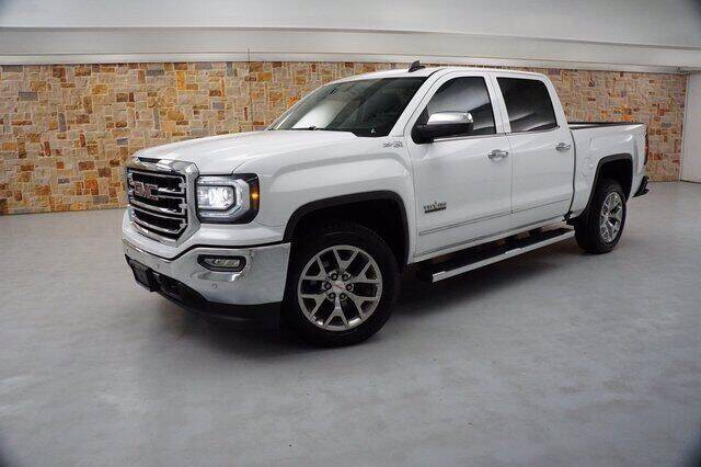 2018 GMC Sierra 1500 for sale at Jerry's Buick GMC in Weatherford TX