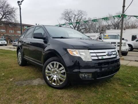 2009 Ford Edge for sale at RBM AUTO BROKERS in Alsip IL