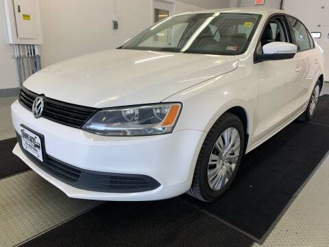 2011 Volkswagen Jetta for sale at TOWNE AUTO BROKERS in Virginia Beach VA