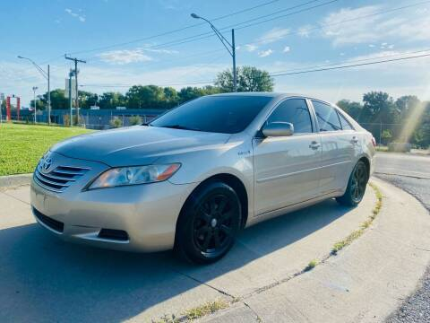 2007 Toyota Camry Hybrid for sale at Xtreme Auto Mart LLC in Kansas City MO