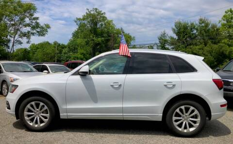 2014 Audi Q5 for sale at Top Line Import of Methuen in Methuen MA
