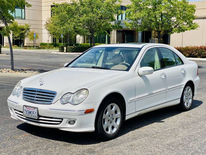 2006 Mercedes-Benz C-Class for sale at Silmi Auto Sales in Newark CA
