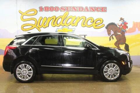 2017 Cadillac XT5 for sale at Sundance Chevrolet in Grand Ledge MI