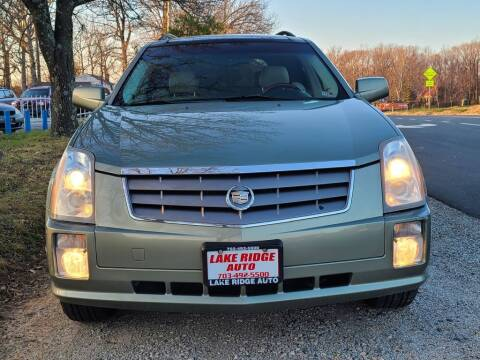 2005 Cadillac SRX for sale at Lake Ridge Auto Sales in Woodbridge VA