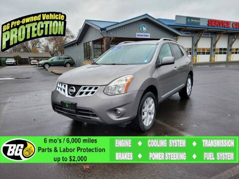 2011 Nissan Rogue for sale at Brookwood Auto Group in Forest Grove OR