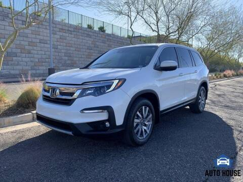2019 Honda Pilot for sale at AUTO HOUSE TEMPE in Tempe AZ