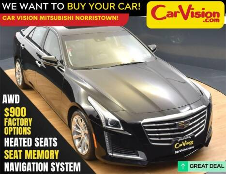 2018 Cadillac CTS for sale at Car Vision Mitsubishi Norristown in Norristown PA