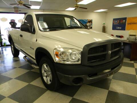 2008 Dodge Ram Pickup 1500 for sale at Lindenwood Auto Center in St.Louis MO