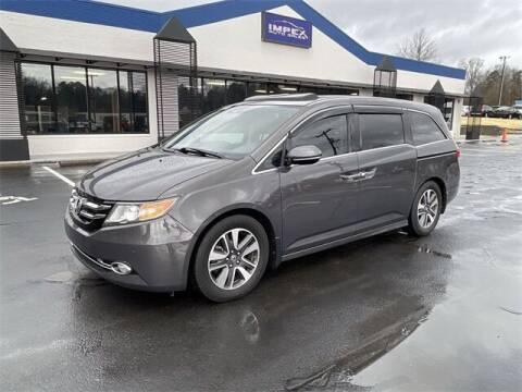 2015 Honda Odyssey for sale at Impex Auto Sales in Greensboro NC