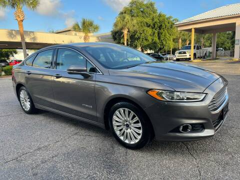 2013 Ford Fusion Hybrid for sale at Asap Motors Inc in Fort Walton Beach FL