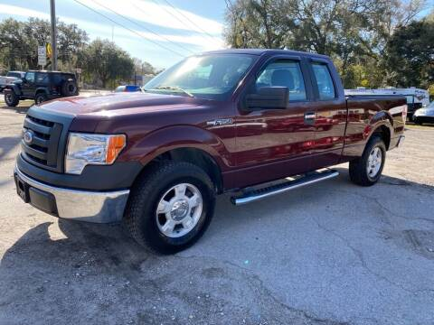 2009 Ford F-150 for sale at Right Price Auto Sales in Waldo FL