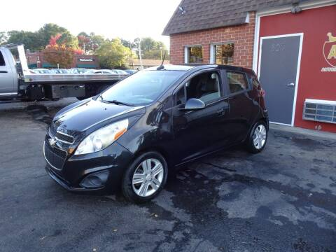 2014 Chevrolet Spark for sale at AP Automotive in Cary NC