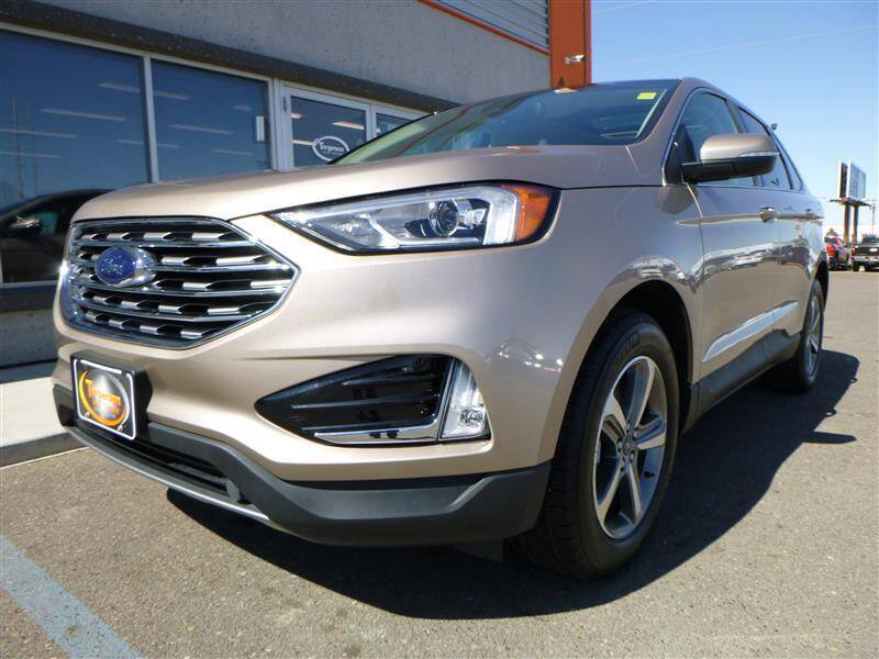 2020 Ford Edge for sale at Torgerson Auto Center in Bismarck ND