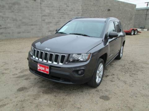 2017 Jeep Compass for sale at Stagner INC in Lamar CO