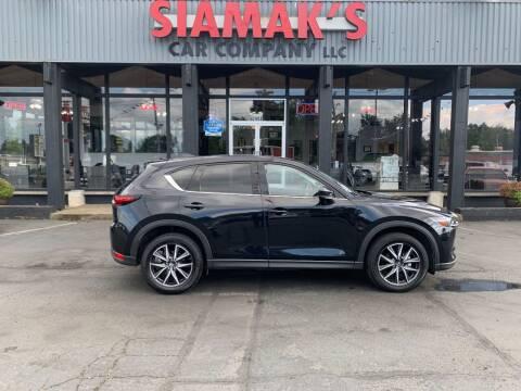 2018 Mazda CX-5 for sale at Siamak's Car Company llc in Salem OR
