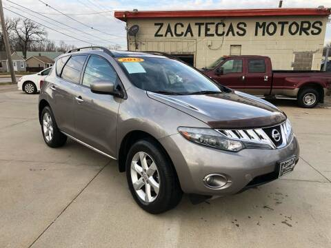2010 Nissan Murano for sale at Zacatecas Motors Corp in Des Moines IA