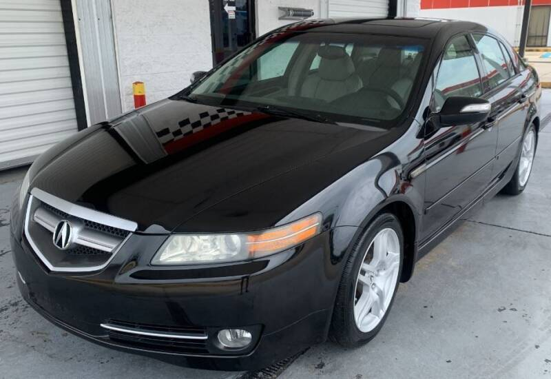2008 Acura TL for sale at Tiny Mite Auto Sales in Ocean Springs MS
