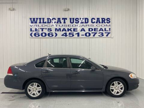 2010 Chevrolet Impala for sale at Wildcat Used Cars in Somerset KY