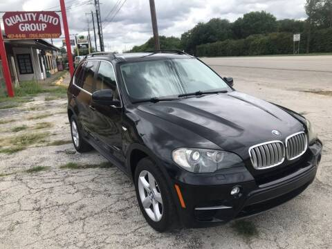 2011 BMW X5 for sale at Quality Auto Group in San Antonio TX