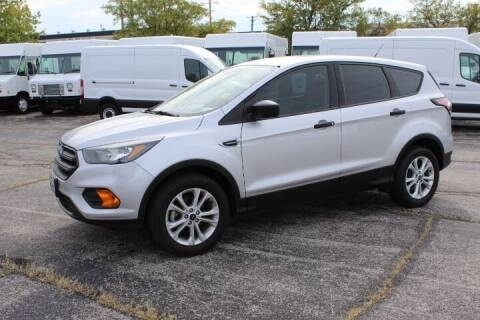 2018 Ford Escape for sale at BROADWAY FORD TRUCK SALES in Saint Louis MO