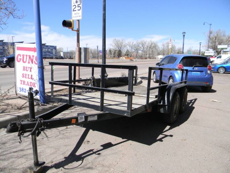 1993 starlight trailers atv/motorcycle for sale at Cimino Auto Sales in Fountain CO