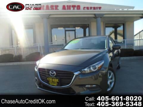 2017 Mazda MAZDA3 for sale at Chase Auto Credit in Oklahoma City OK