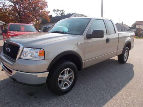 2008 Ford F-150 for sale at Jenison Auto Sales in Jenison MI
