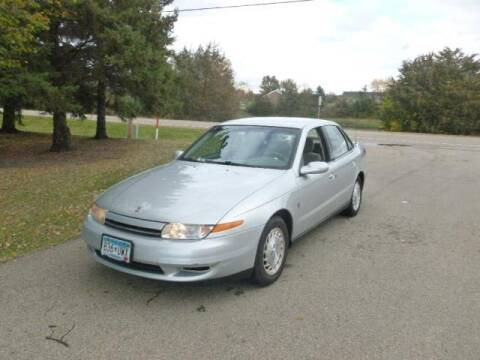 2001 Saturn L-Series for sale at HUDSON AUTO MART LLC in Hudson WI