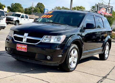 2010 Dodge Journey for sale at SOLOMA AUTO SALES in Grand Island NE