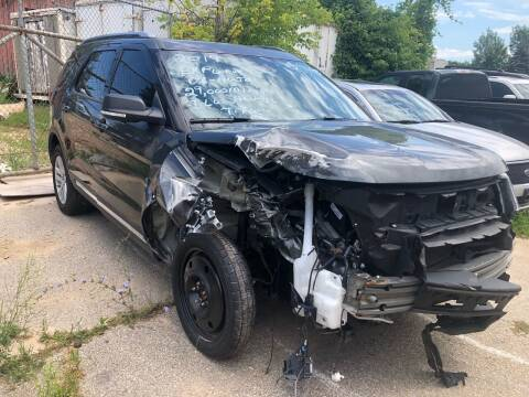 2019 Ford Explorer for sale at Don's Sport Cars in Hortonville WI