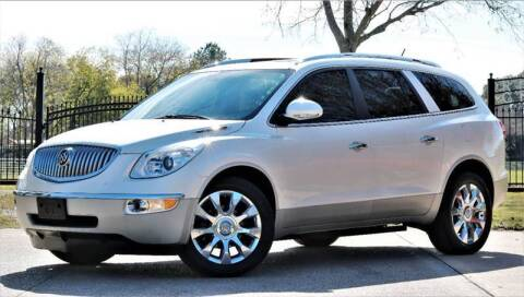 2012 Buick Enclave for sale at Texas Auto Corporation in Houston TX