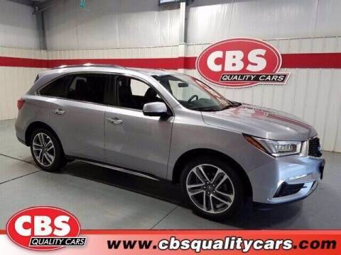2017 Acura MDX for sale at CBS Quality Cars in Durham NC
