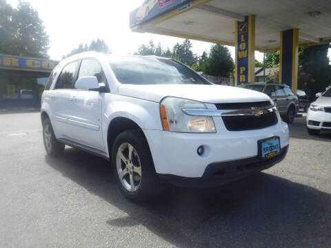 2007 Chevrolet Equinox for sale at Brooks Motor Company, Inc in Milwaukie OR