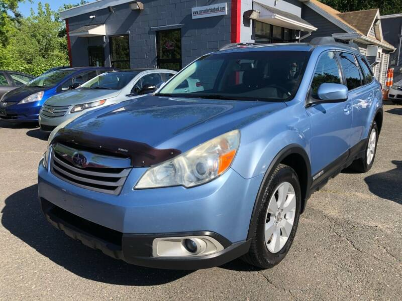 2010 Subaru Outback for sale at Auto Kraft in Agawam MA