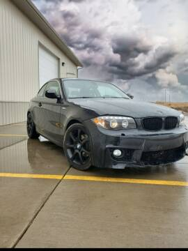 2010 BMW 1 Series for sale at Born Again Auto's in Sioux Falls SD