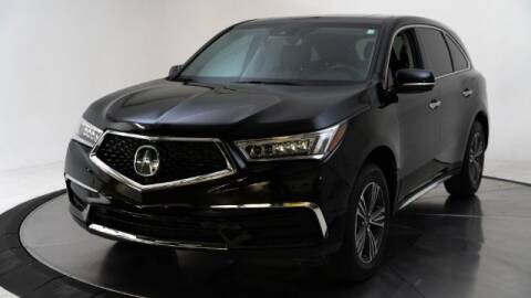 2017 Acura MDX for sale at AUTOMAXX MAIN in Orem UT