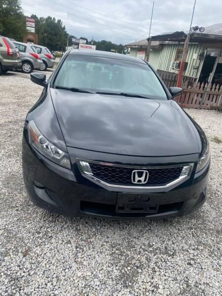 2009 Honda Accord for sale at Dalia Motors LLC in Winder GA