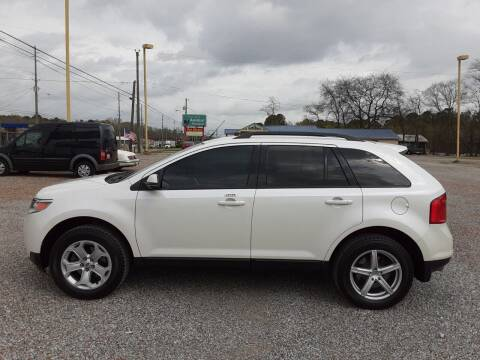 2013 Ford Edge for sale at Space & Rocket Auto Sales in Hazel Green AL